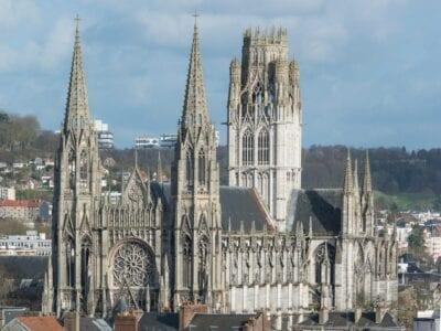 Saint-Ouen de Rouen Rouen Francia