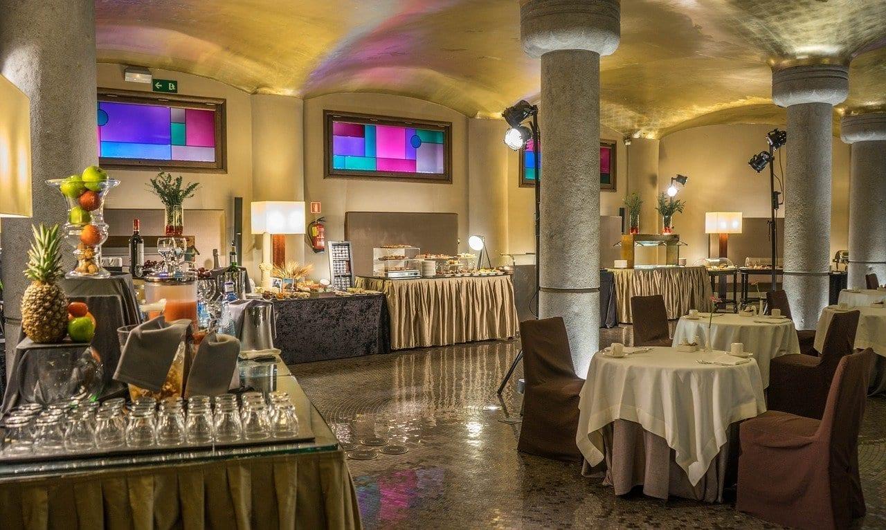 Sala De Conferencias Hotel Casa Fuster Barcelona España