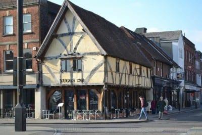 Salisbury Inglaterra Reino Unido Reino Unido
