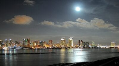 San Diego California Ciudad Estados Unidos