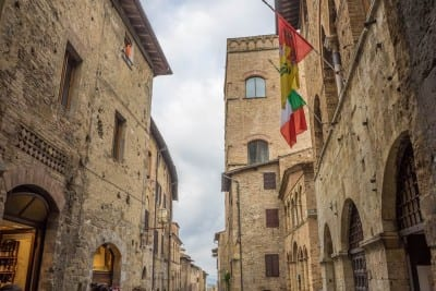 San Gimignano Italia Tuscany Italia