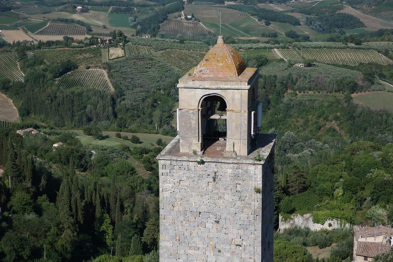 San Gimignano Tuscany Italia Italia