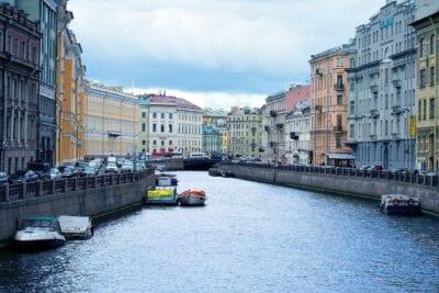 San Petersburgo Peter Saint-petersburg Rusia