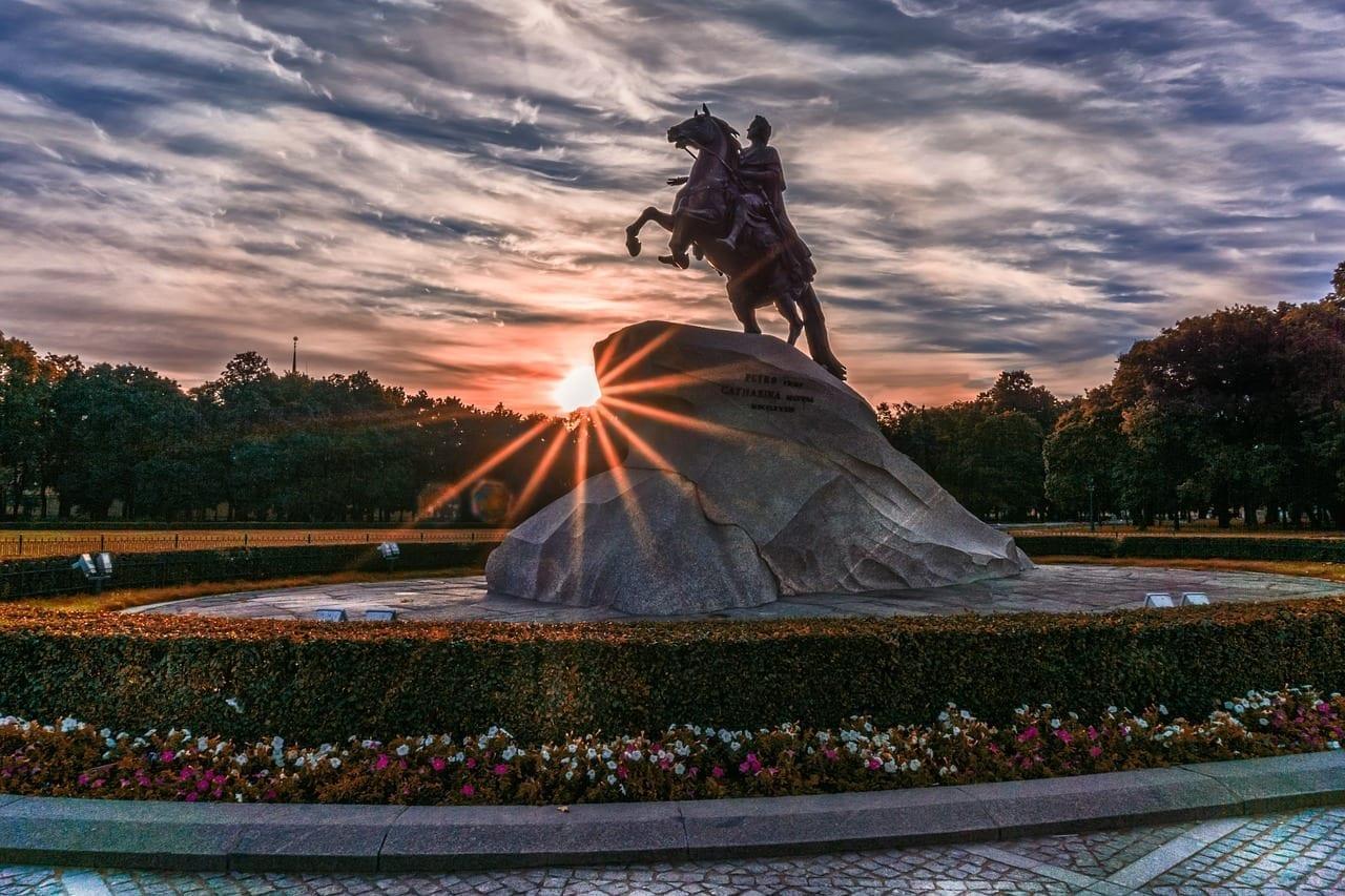 San Petersburgo Rusia De Viaje Rusia