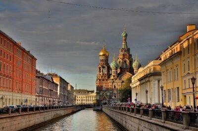 San Petersburgo Rusia Peter Rusia Rusia