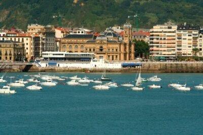 San Sebastián España Puerto España
