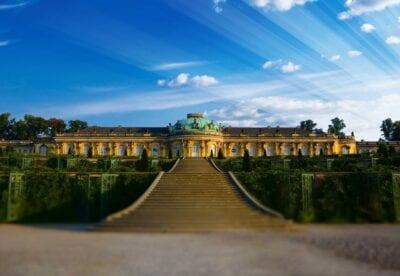 Sanssouci Cerrados Potsdam Lugares De Interés Alemania