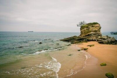 Santander España Mar España