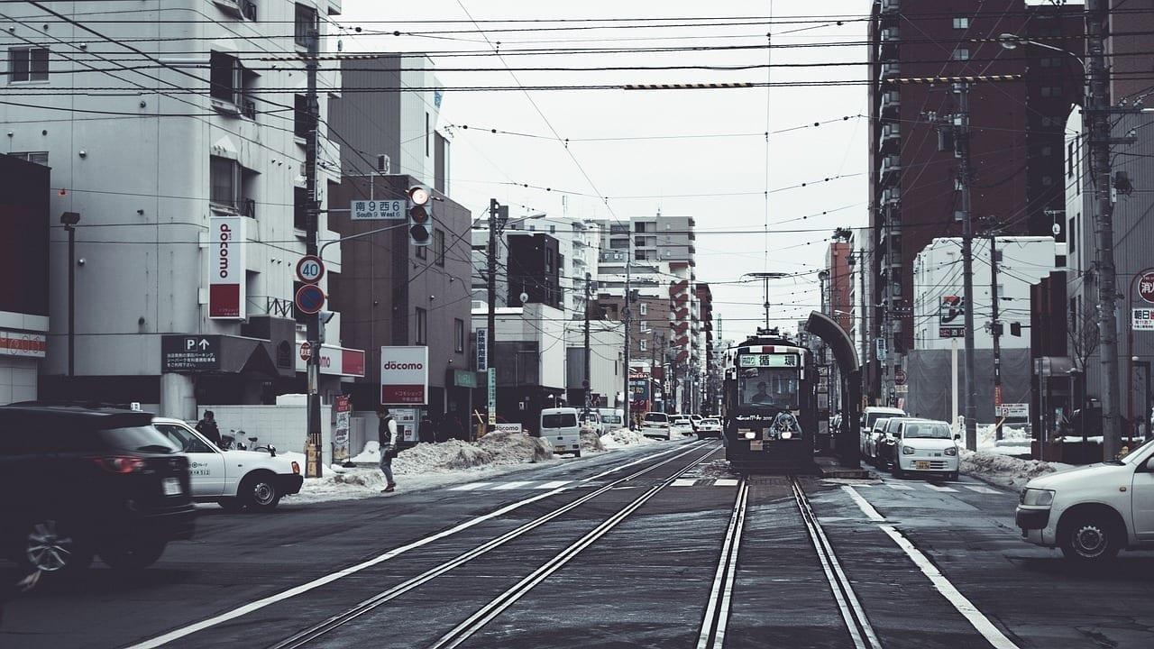 Sapporo Japón Hokkaido Japón