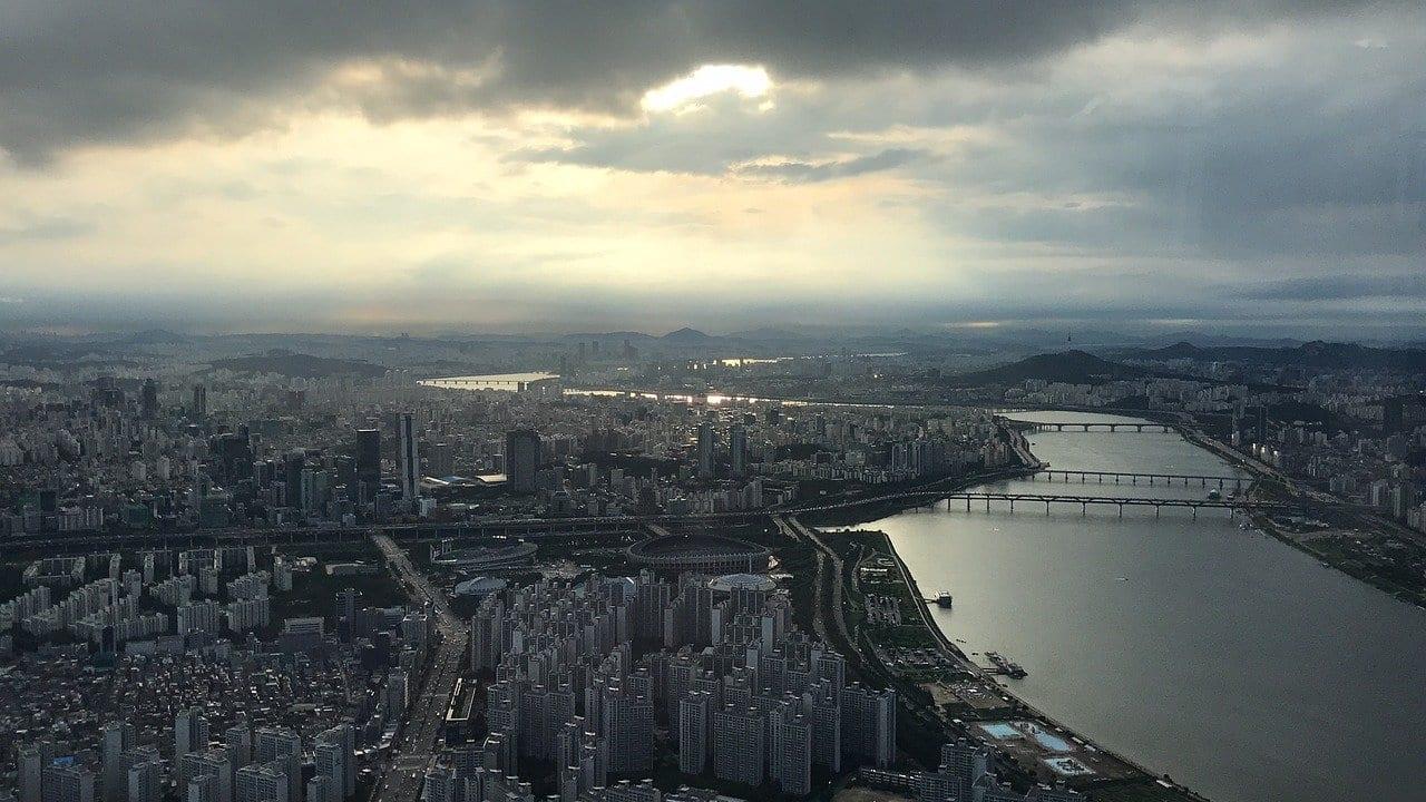 Seúl Corea Del Sur Lotte Corea del Sur