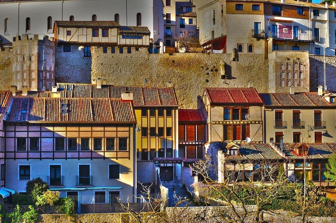 Segovia España Arquitectura España