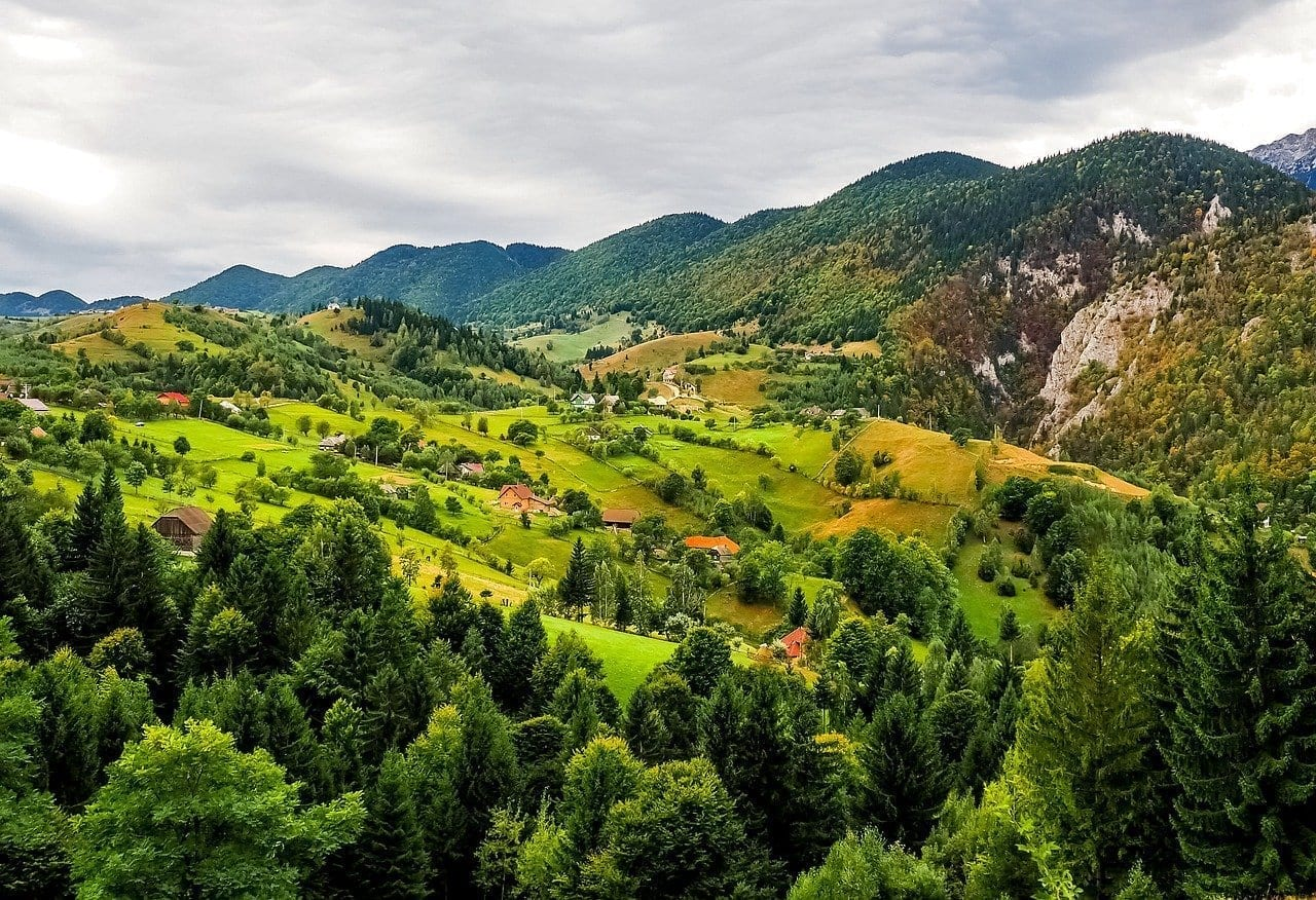 Septiembre Magura Brasov Rumania