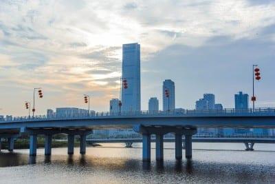 Shenzhen Nanshan Año Nuevo Chino China