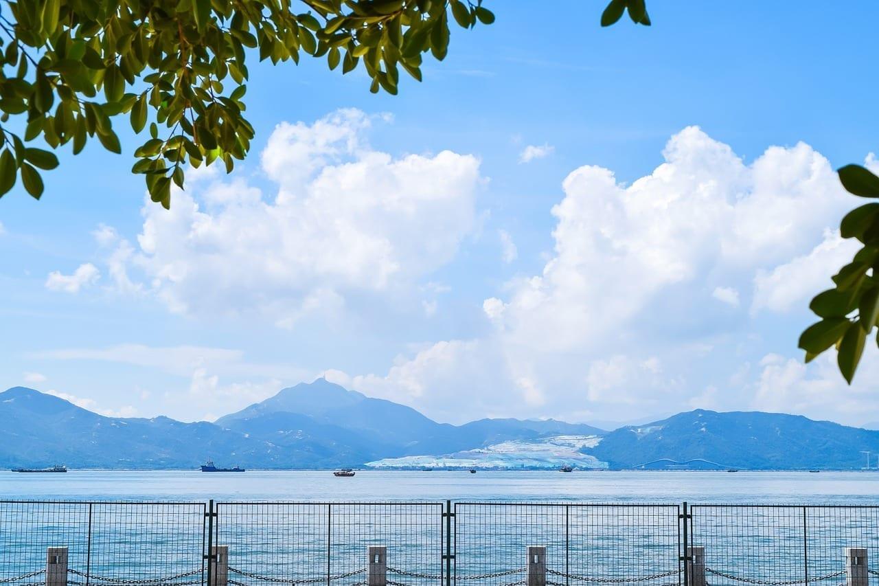 Shenzhen Nanshan Puerto China