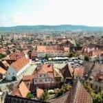 Sibiu Ciudad Torre Rumania