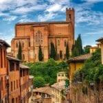 Siena Italia Ciudad Italia