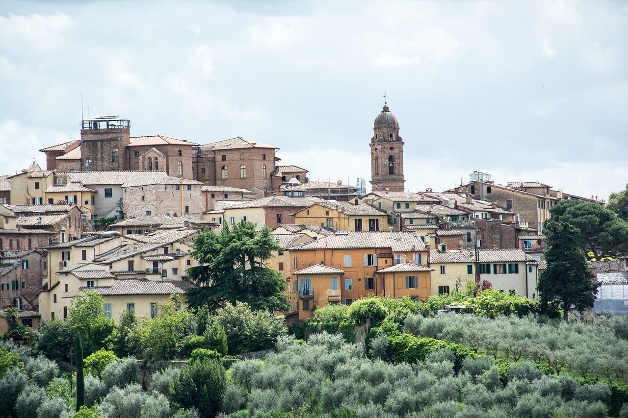 Siena Toscana Italia Italia