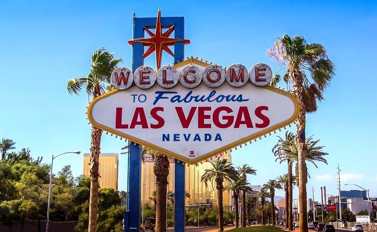 Signo Las Vegas Nevada Estados Unidos
