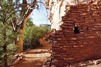 Sitio de Patrimonio de Honanki Sedona AZ Estados Unidos