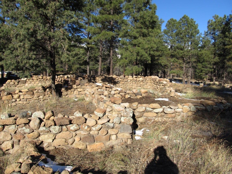 Sitio Histórico del Pueblo Elden Flagstaff AZ Estados Unidos