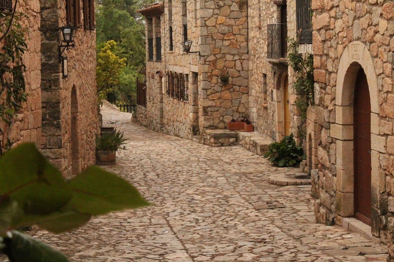 Siurana Priorat Tarragona España