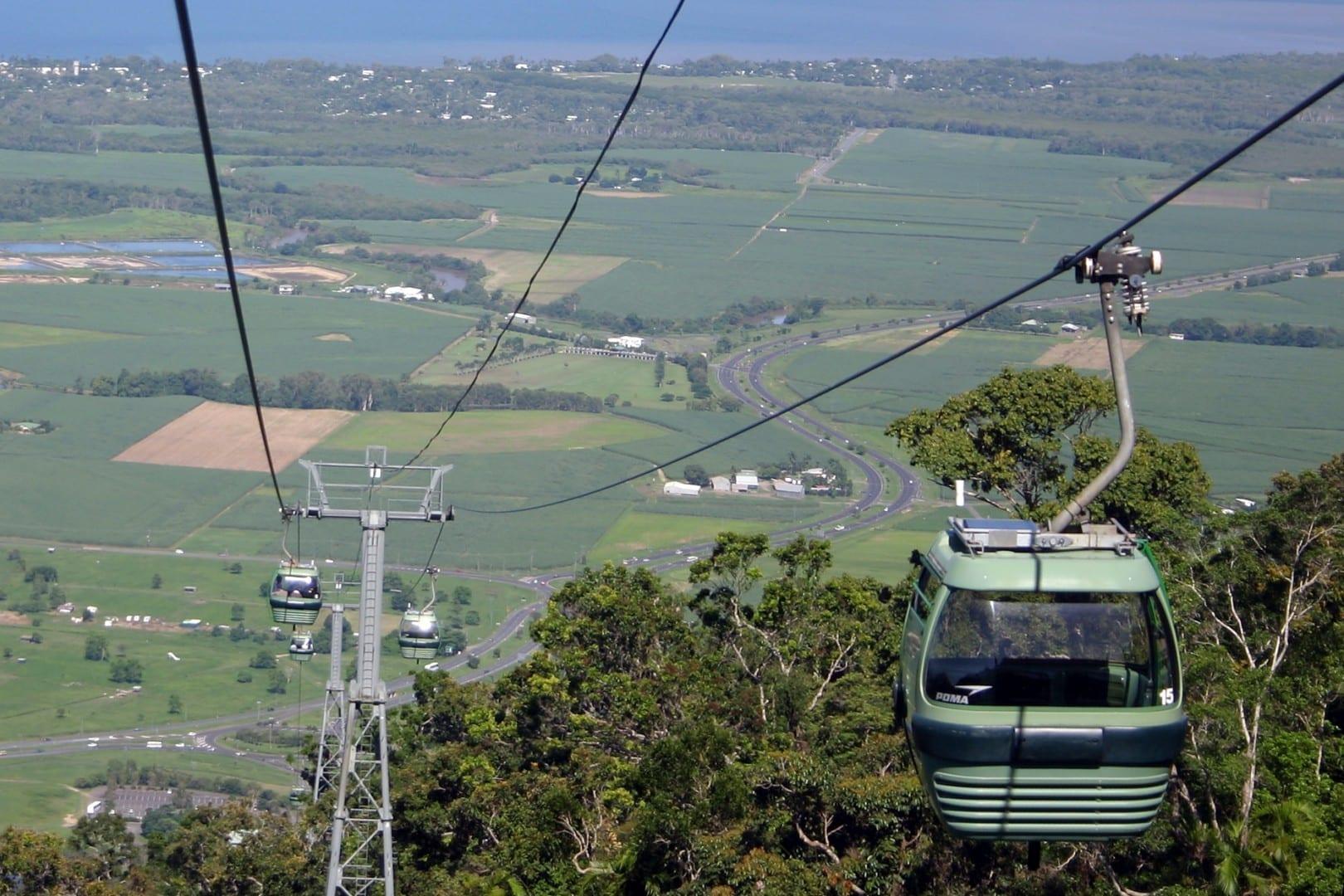 Skyrail Cairns Australia