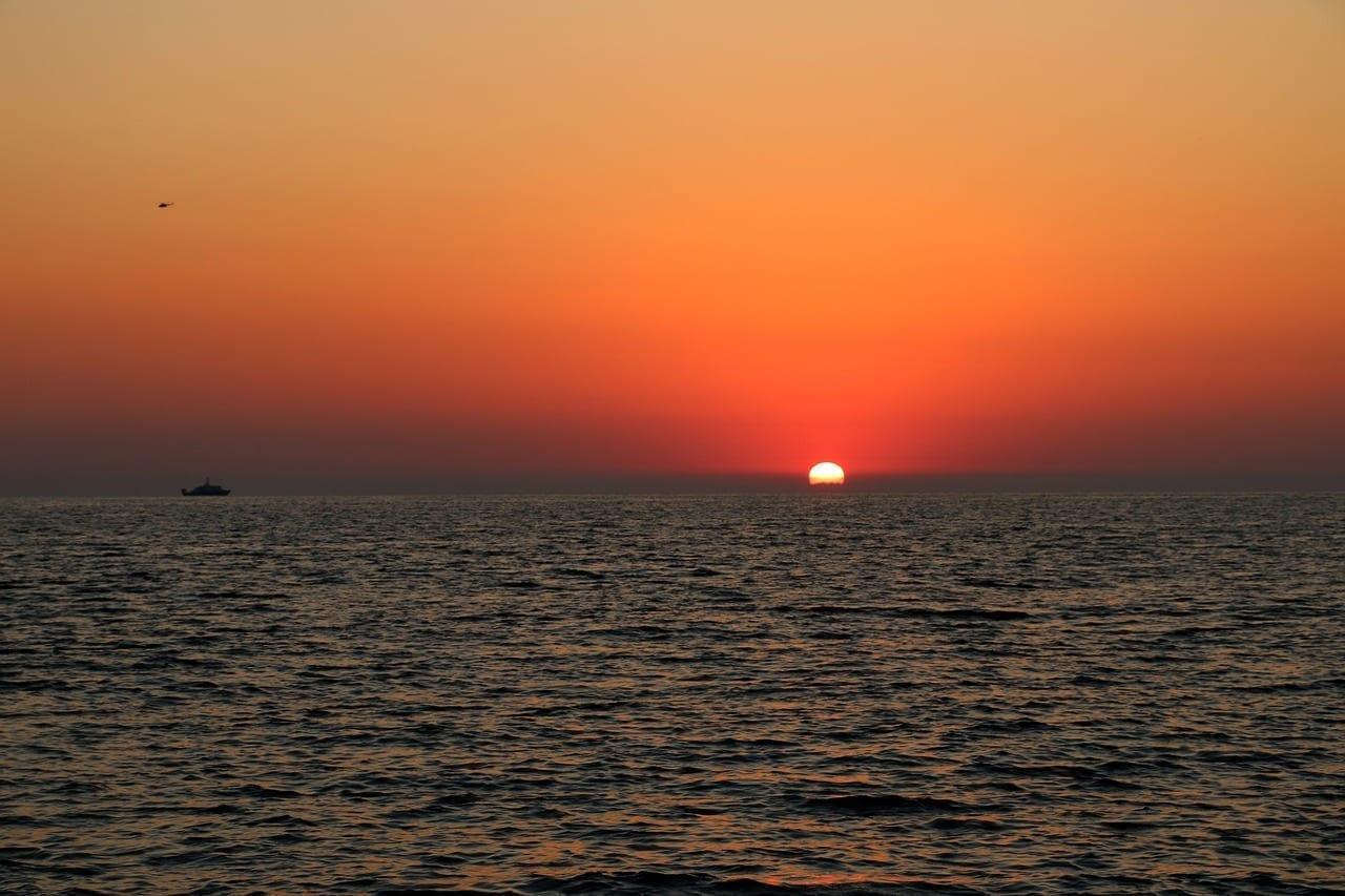 Sochi Mar Mar Negro Rusia