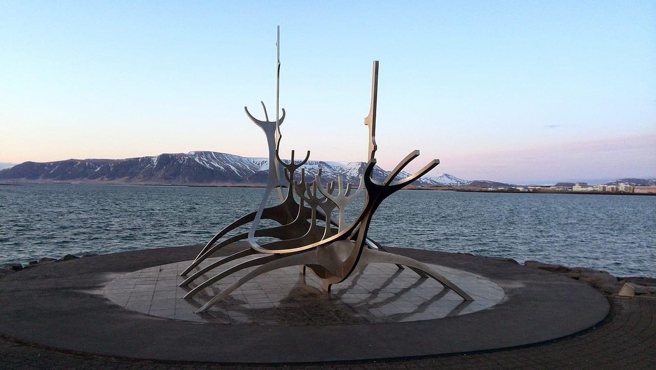 Solfar Reykjavik Escultura Islandia