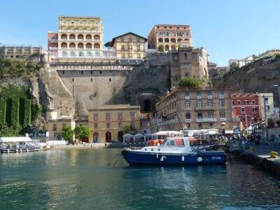 Sorrento Italia Puerto Italia