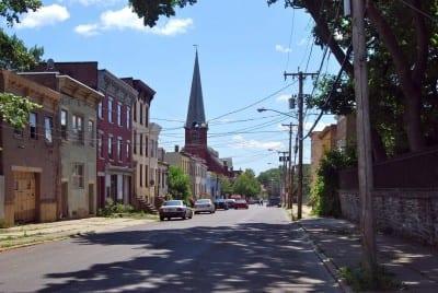 South End-Groesbeckville Historic District Albany NY Estados Unidos