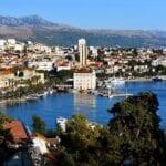 Split Dalmacia Croacia Croacia
