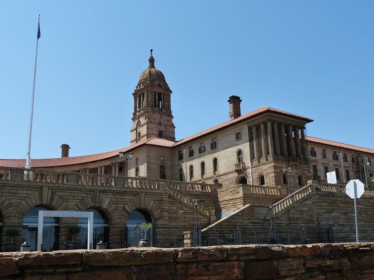 Sudáfrica Pretoria Capital República de Sudáfrica