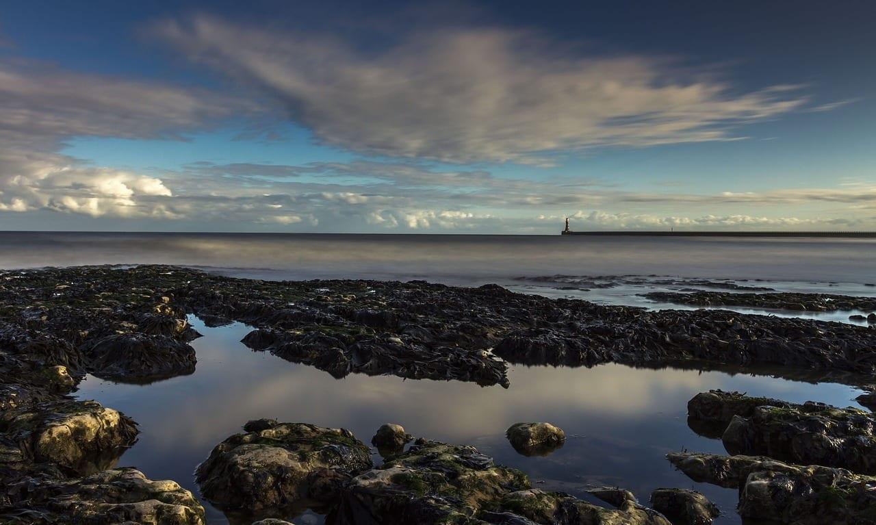 Sunderland Playa Mar Reino Unido
