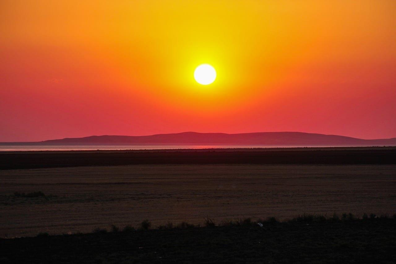 Sunset Solar Konya Turquía