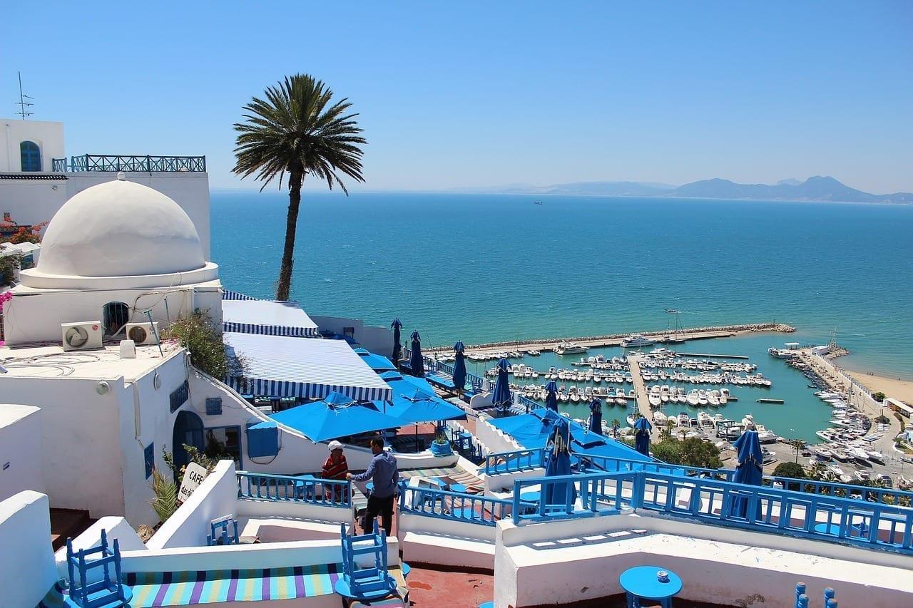 Túnez Ciudad Turismo Túnez