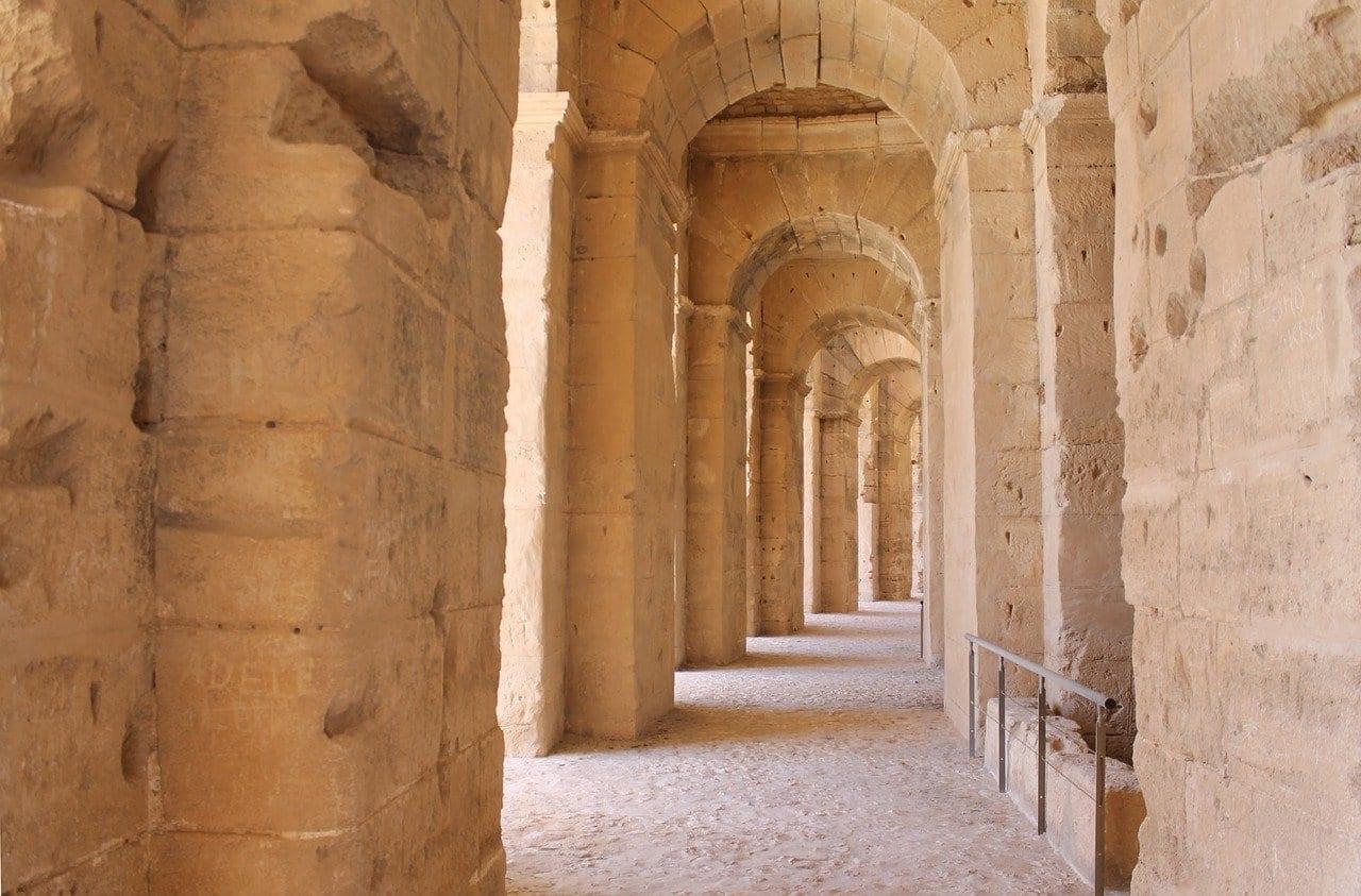 Túnez El Jam Anfiteatro Túnez
