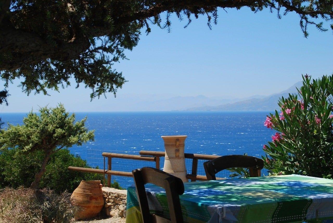 Taberna Creta Mar Grecia