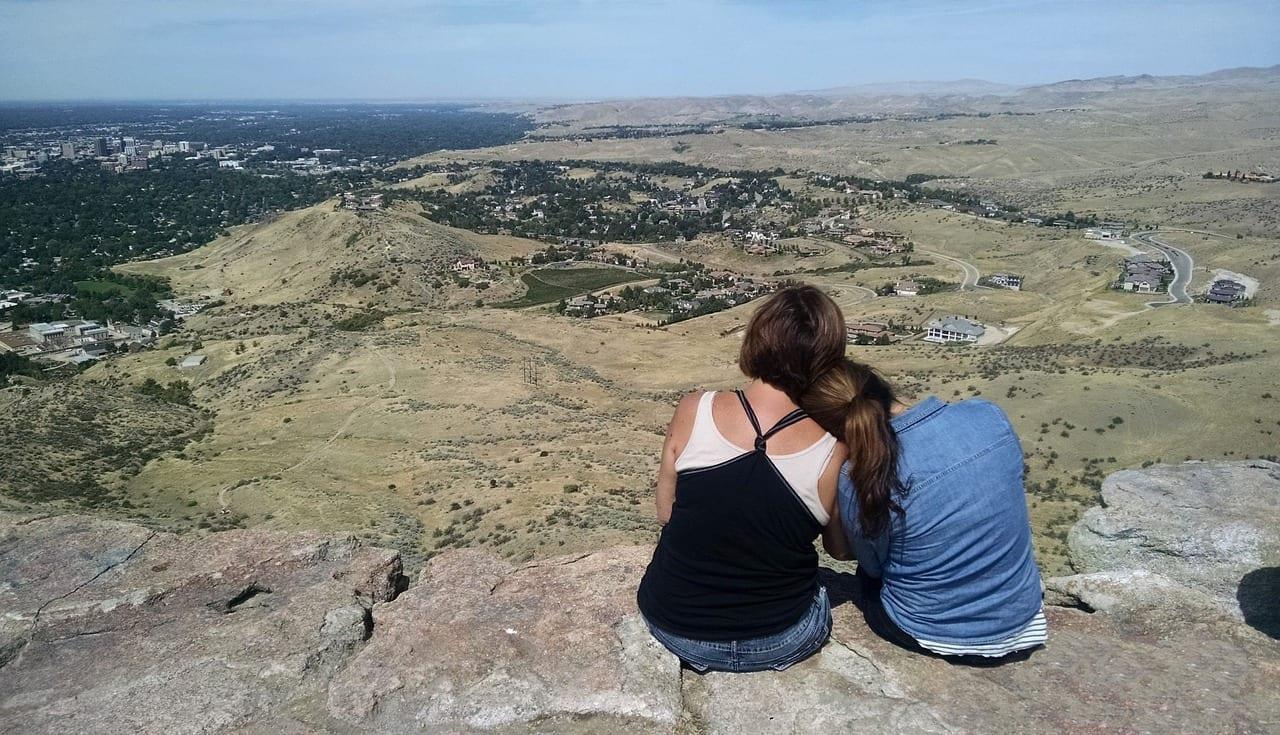 Table Rock Boise Idaho Estados Unidos