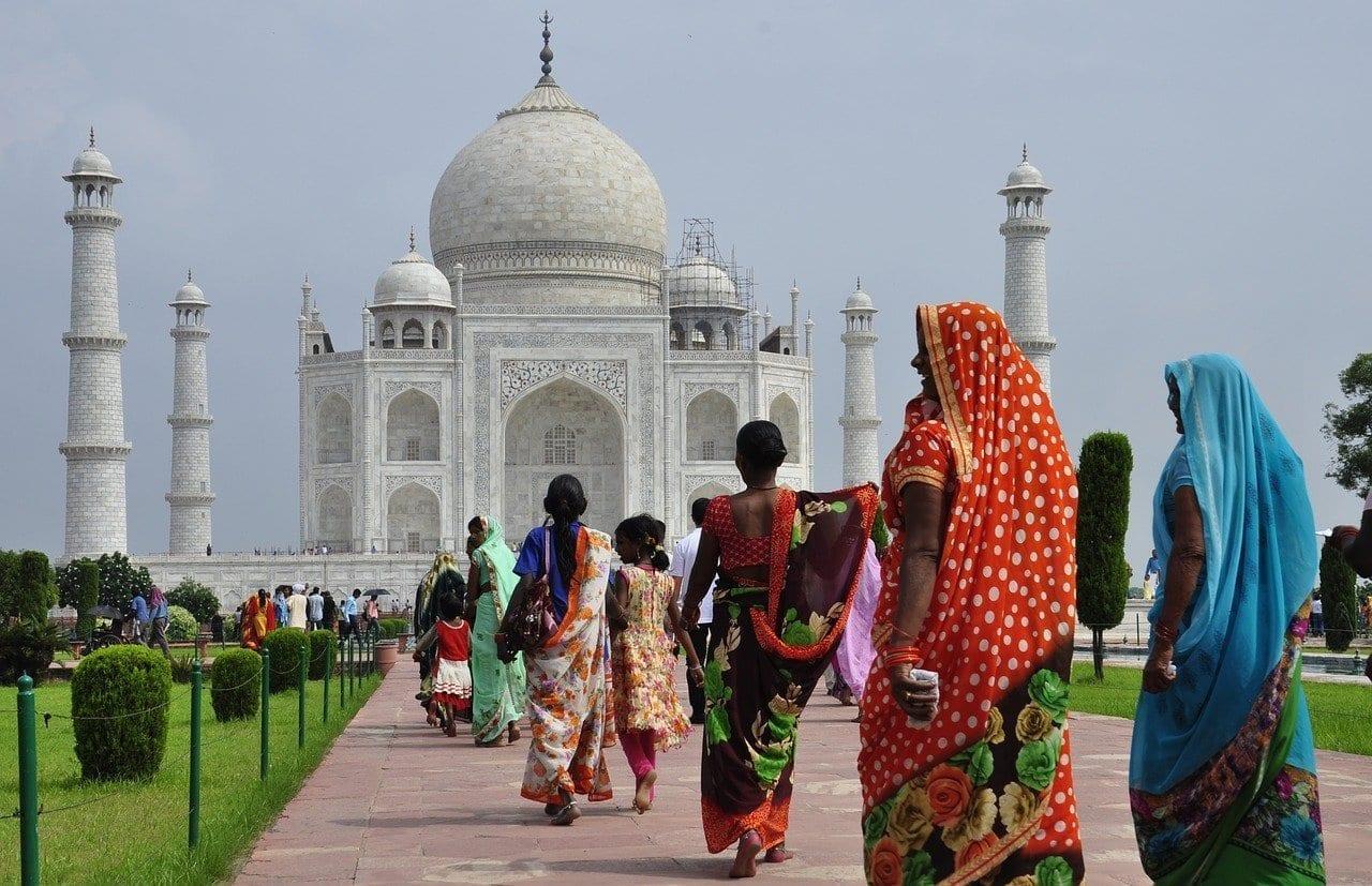 Taj Mahal India Agra India