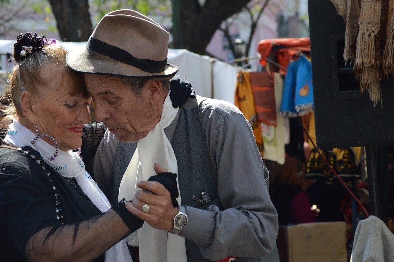 Tango Argentina Buenos Aires Argentina