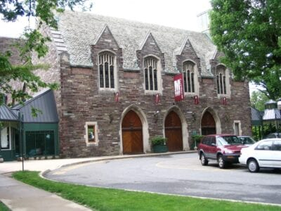 Teatro McCarter Princeton NJ Estados Unidos