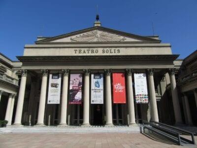 Teatro Solís. Montevideo Uruguay