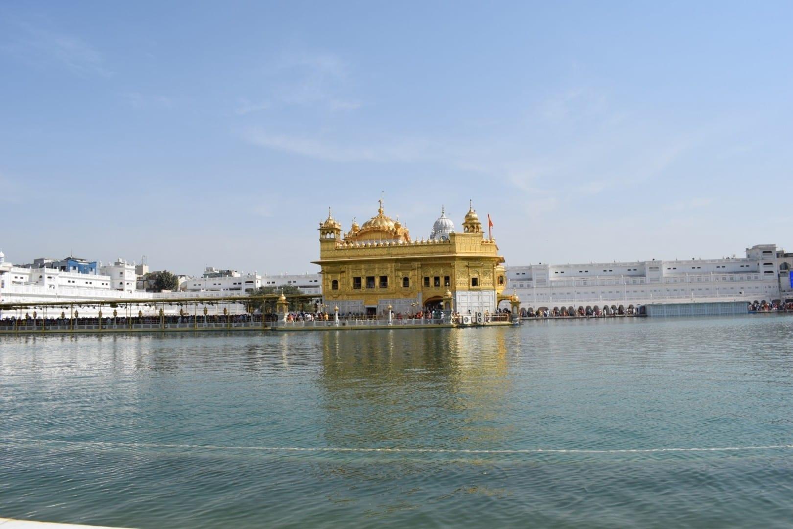 Templo de Oro, Amritsar Amritsar India