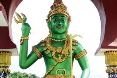 Templo Tailandia Koh Samui Tailandia