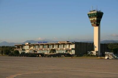 Terminal del aeropuerto de Rijeka Rijeka Croacia