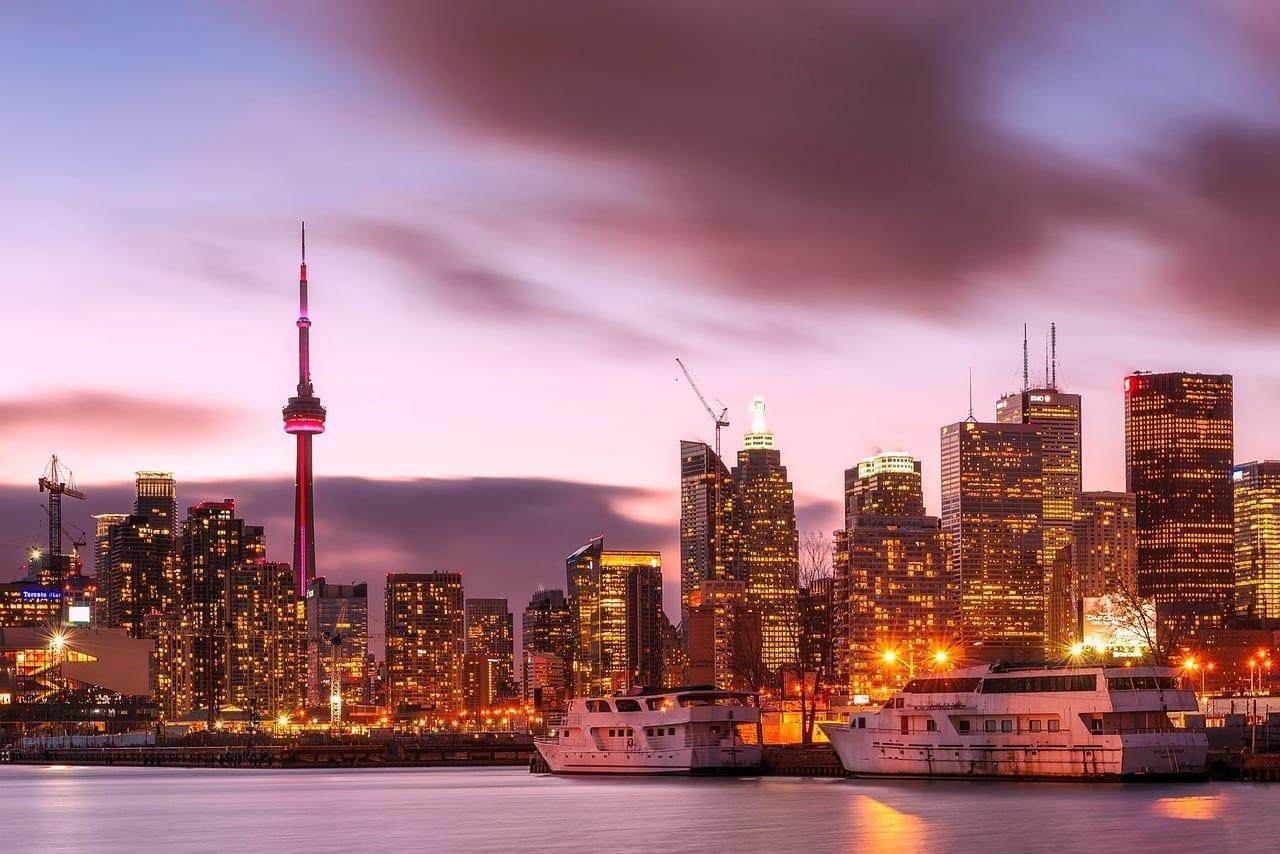 Toronto Canadá Ciudad Canadá