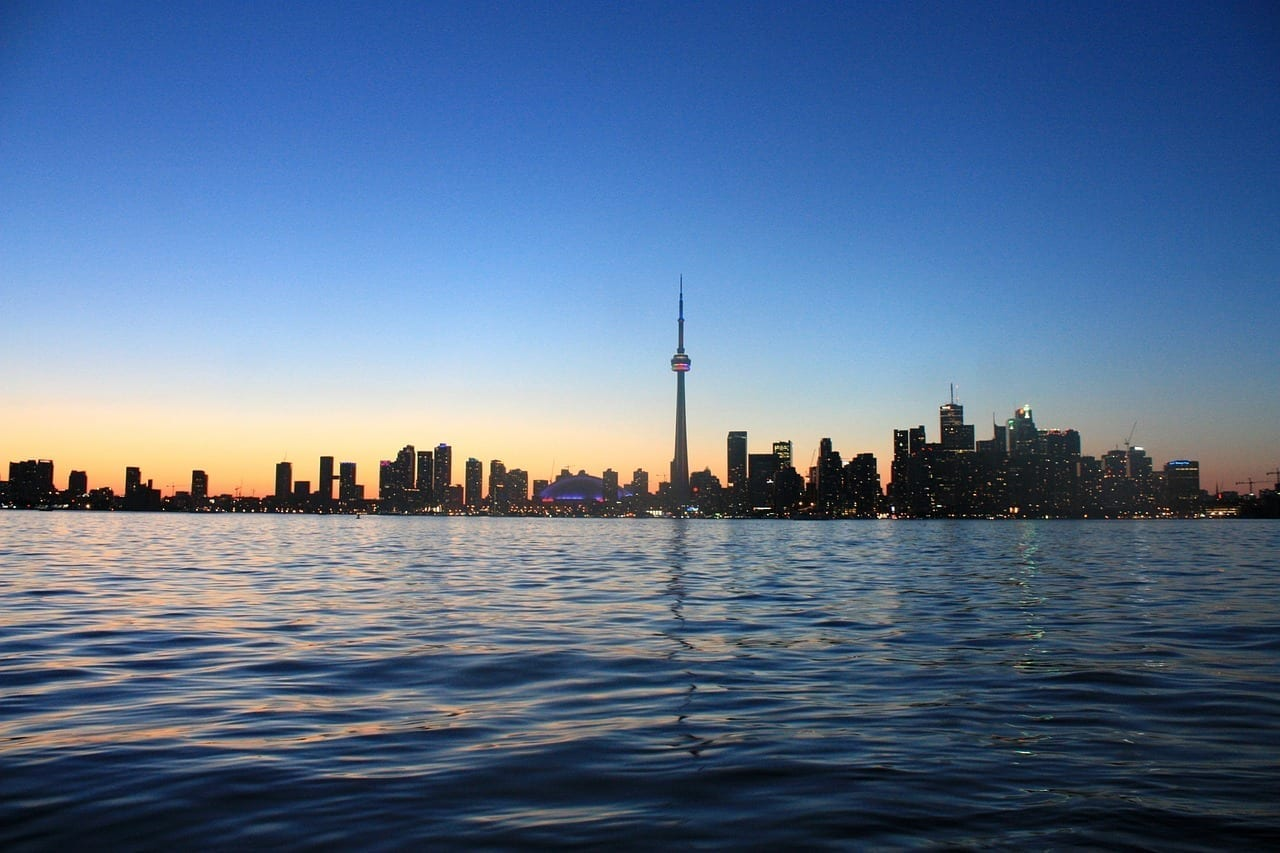 Toronto Canadá Horizonte Canadá
