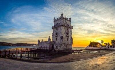 Torre De Belém La Torre De Belem Lisboa Brasil