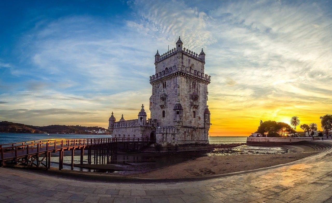 Torre De Belém La Torre De Belem Lisboa Portugal