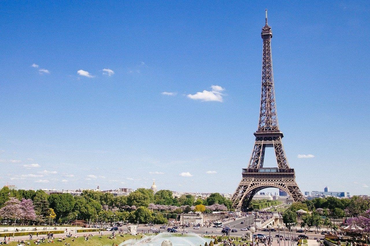 Torre Eiffel París Francia Francia